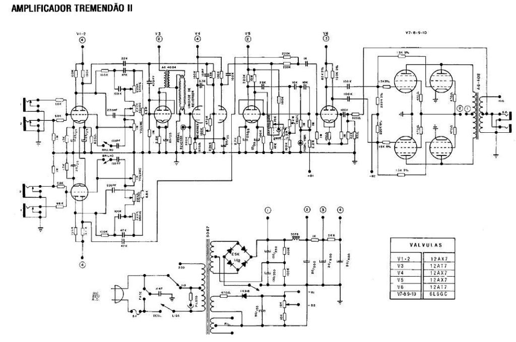 2N3055 Amplifier circuit diagram inagens t Circuit