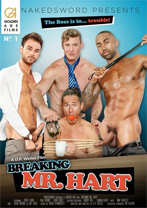 Breaking Mr. Hart (Naked Sword)