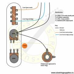 Telecaster 4 Way Wiring Diagram Start Stop Motor Control Six String Supplies Thinline