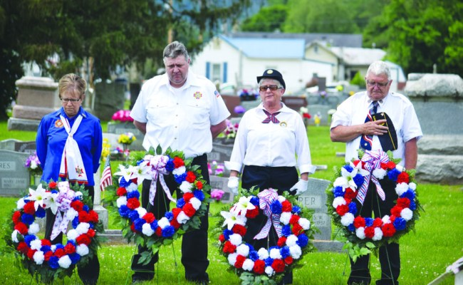 Memorial Day Services Cancelled Due To The Covid 19