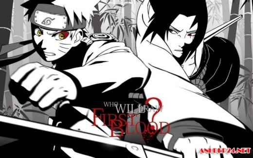 Hình ảnh naruto và sasuke đẹp nhất và mới nhất