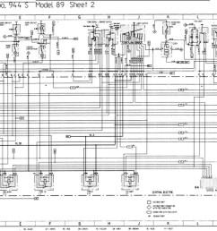 porsche 944 turbo fuse box diagram [ 1280 x 641 Pixel ]