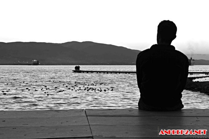 hình nền tâm trạng cô đơn