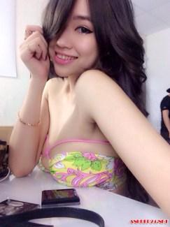 Ngắm hotgirl Đài Loan