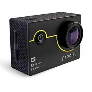 Procus Rush 4K WIFI Sports Action Camera Ultra HD Waterproof DV Camcorder 16MP 19 Accessories, best action camera india