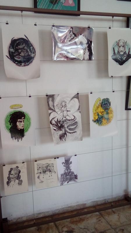 Barrio- Galería & Café