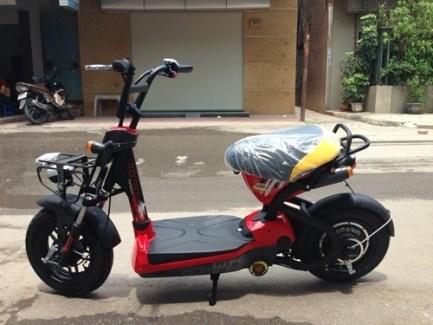 Hình ảnh xe đạp điện đẹp đáng để mua về sử dụng
