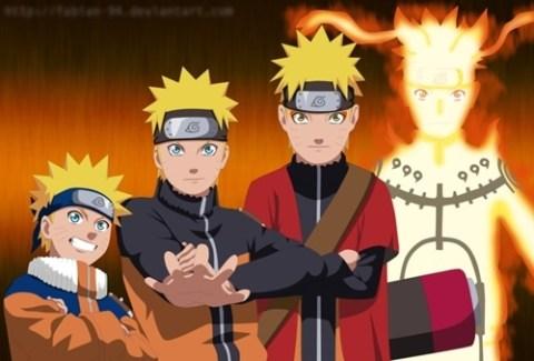 Hình ảnh Naruto lục đạo tiên nhân đẹp nhất và sakuke hd