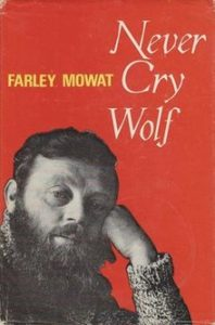 Farley Mowat,Never Cry Wolf