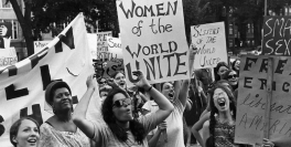A Brief History of Women's Liberation Movements in America ‹ Literary Hub