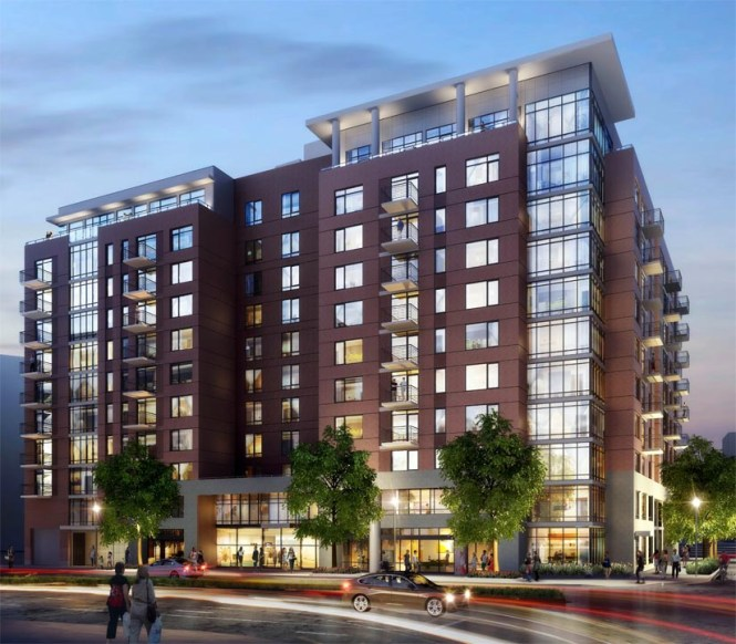 Construction To Start This Month On New Crystal City Apartments