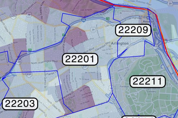Redfin Arlington Has Top Two Millennial ZIP Codes in US