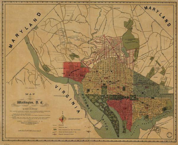 Popville Map Of Week Vol. 6 Washington . And