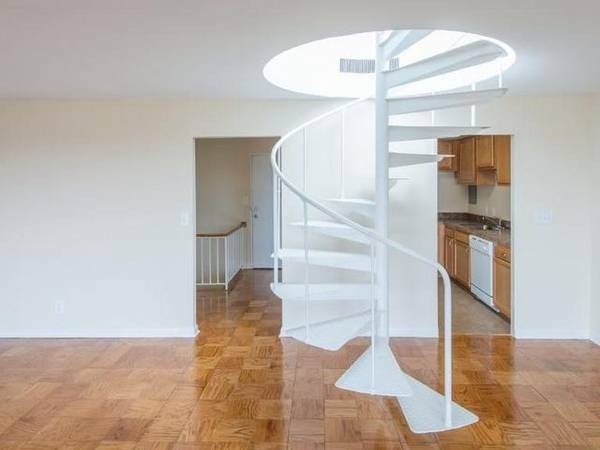 Popville » Today S Rental Was Picked For The Spiral Stairs | Used Spiral Staircase For Sale Craigslist | Metal | Ladder | Wood | Staircase Kits | Argus Brewery
