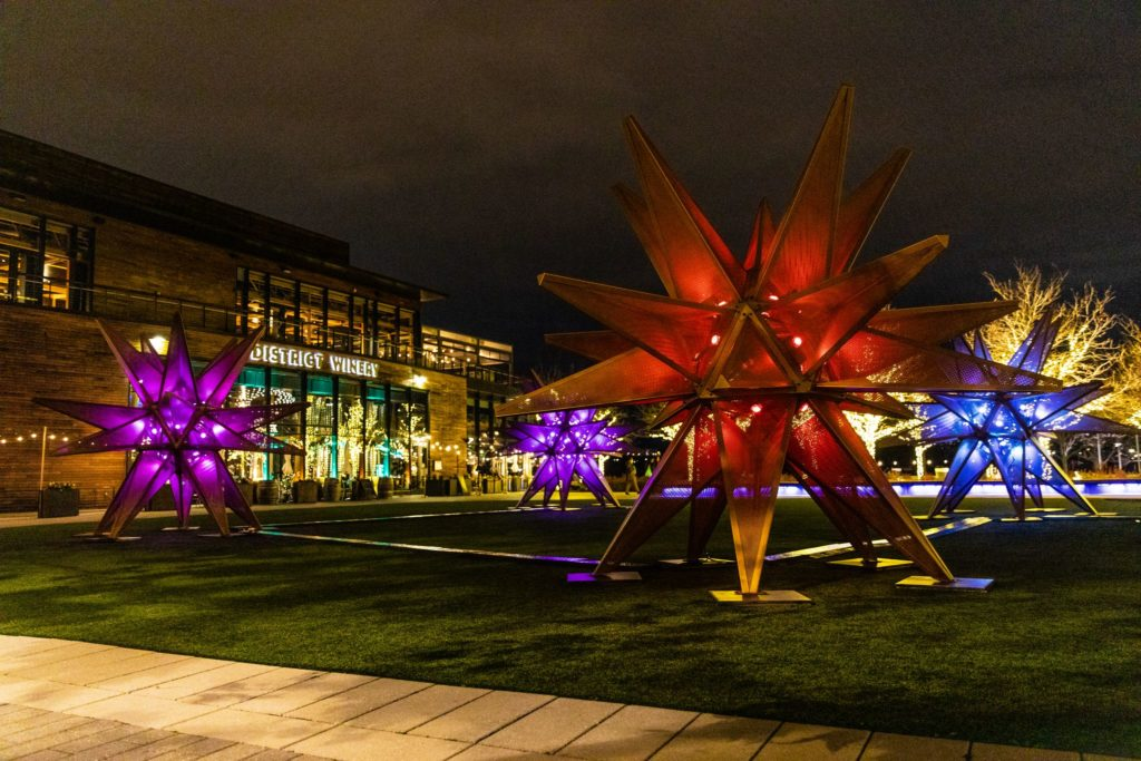 light yards returns for the fifth year