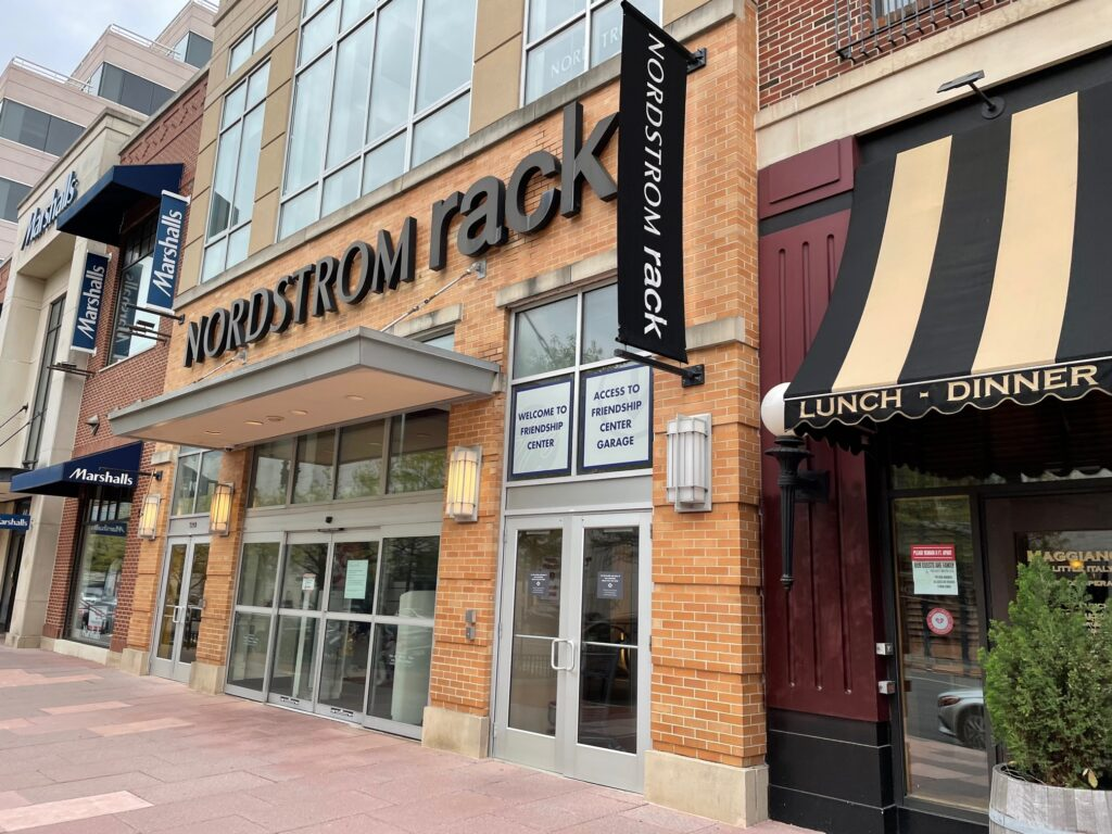 nordstrom rack washington dc l street