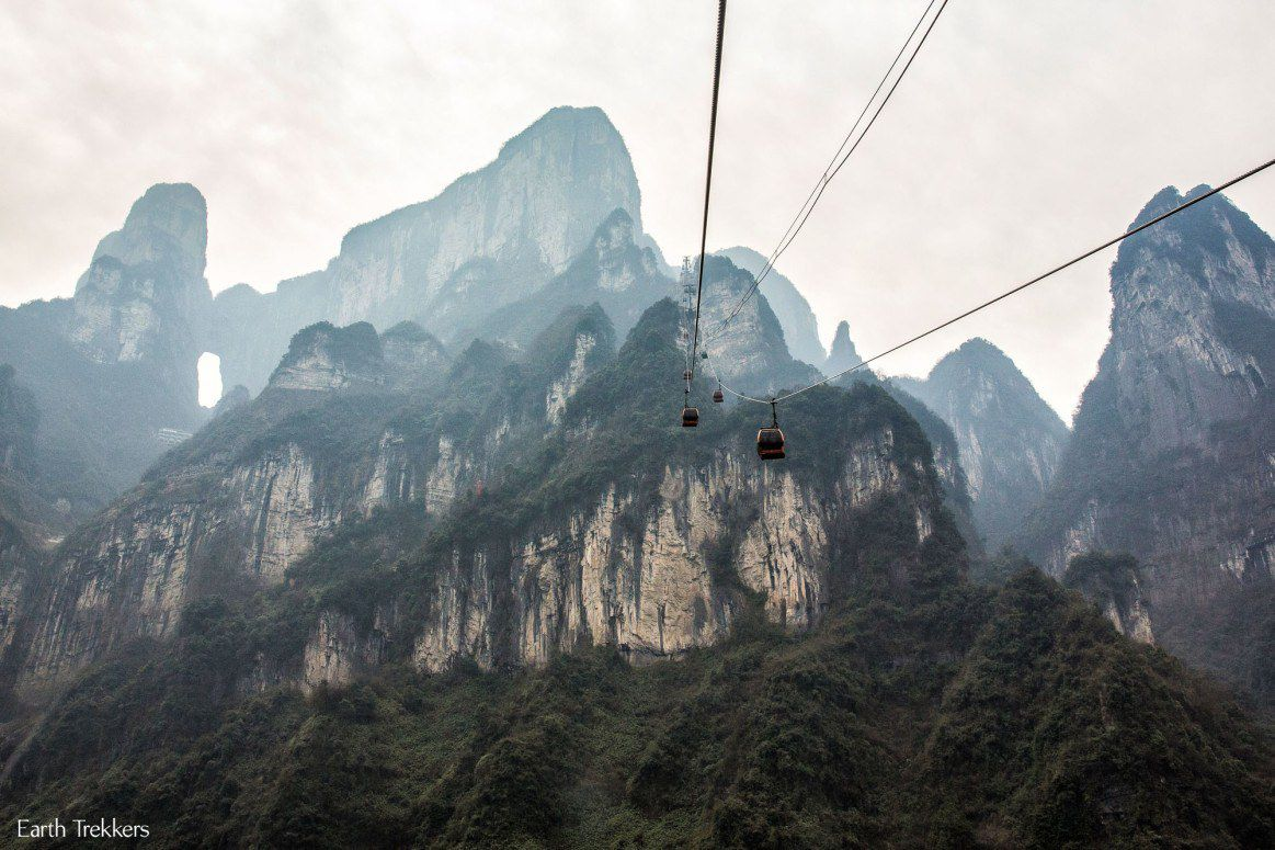 Tianmen Mountain China How To Have The Best Experience