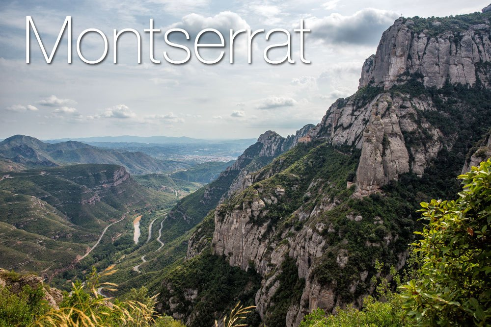 Montserrat How Get There