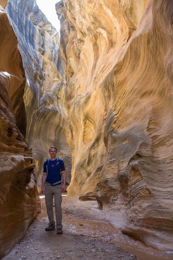 Willis Creek Narrows : willis, creek, narrows, Hiking, Willis, Creek, Canyon, Earth, Trekkers