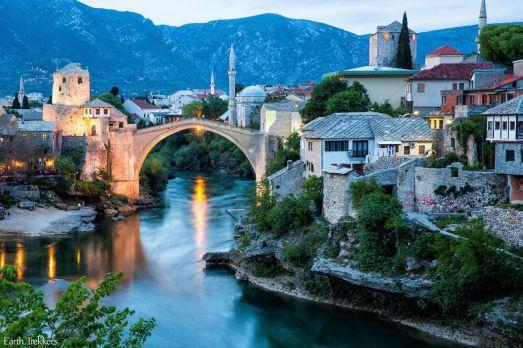 Mostar, Bosnia & Herzegovina: How to Plan the Perfect Visit   Earth Trekkers