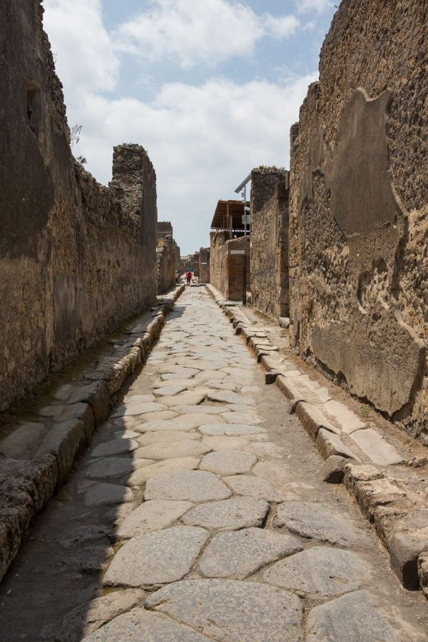Visit Pompeii Traveling Rome And