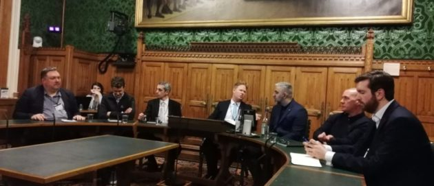 Parliament Street debate: Is the UK's cyber security industry pulling its weight? image