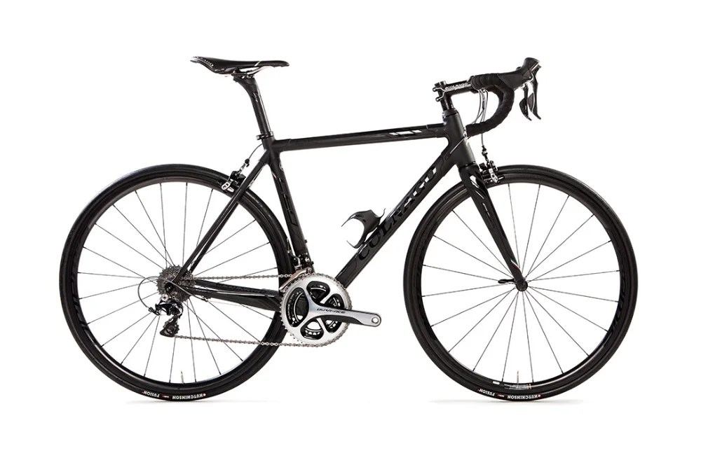 Reviewed: Colnago C60