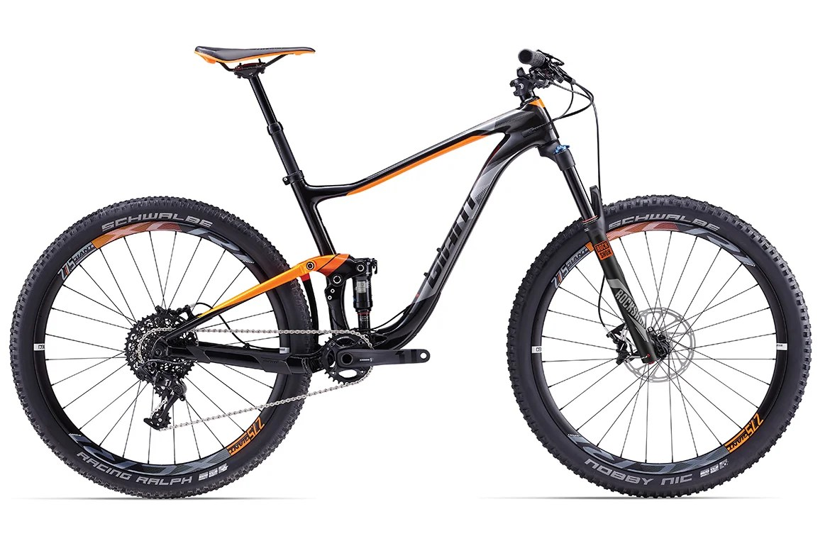 Buyer's Guide 2017: Giant Anthem Advanced 2