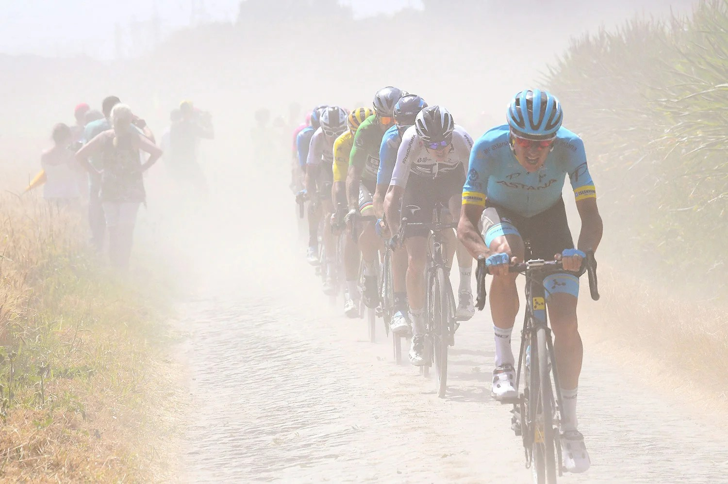 Tour Roundtable: Was It Worth It To Ride The Cobbles? | Velonews.Com