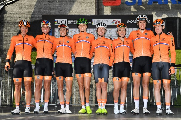 The Dutch team