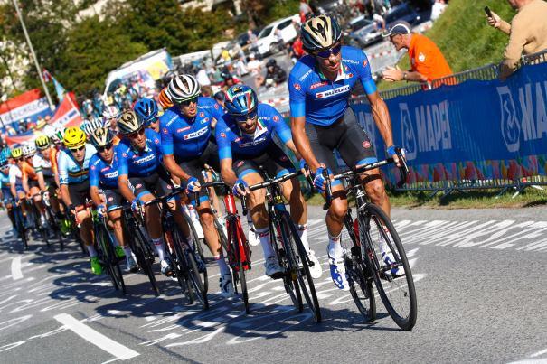 Italian worlds team