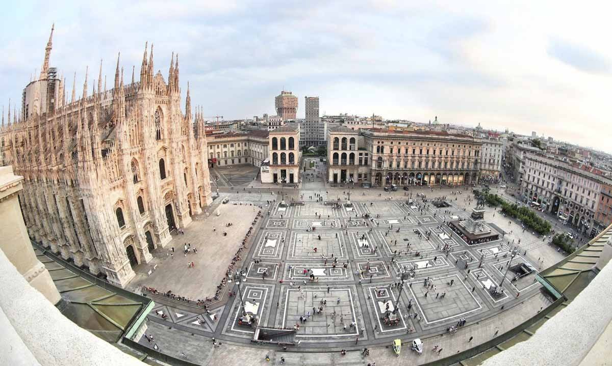The Best Milan Views Plus Local Secrets  The Crowded Planet