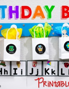 Ideas for celebrating birthdays in the classroom with birthday bags also student preschool pre  and kindergarten rh kpages