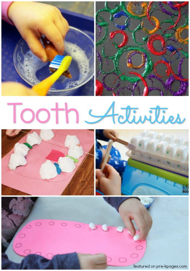 20 activities for a