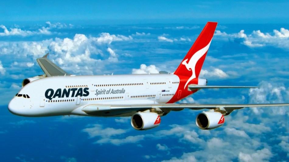 콴타스 (Qantas)