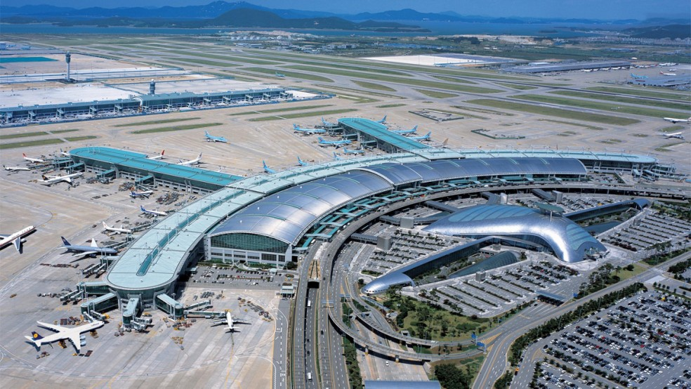 Seoul Incheon International Airport is a 5-Star Airport   Skytrax
