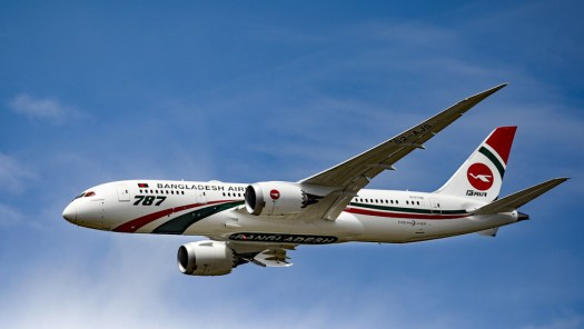 Biman Bangladesh Airlines is certified as a 3-Star Airline | Skytrax