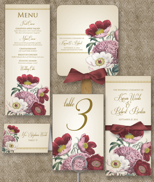These Wedding Invitations Are Jaw Dropping Pretty