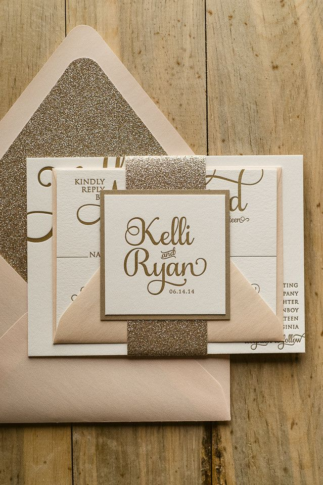 21 Chic Minimalistic Wedding Invitations Modwedding