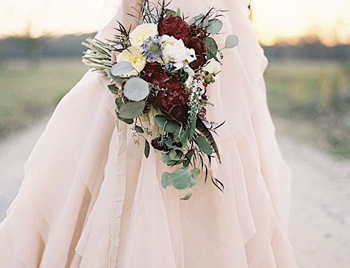 Fall Wedding Ideas With Luxe Rustic Style