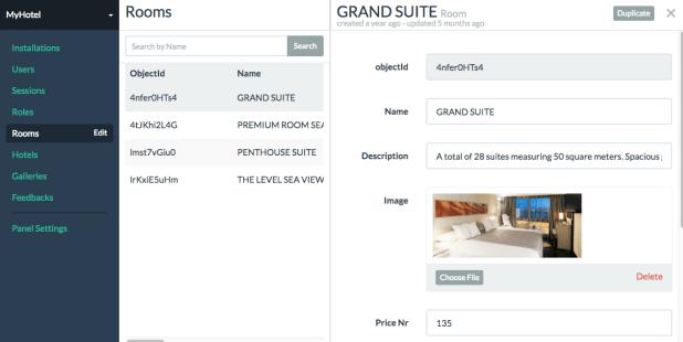 MyHotel   iOS Universal Hotel App Templates (Swift) - 12