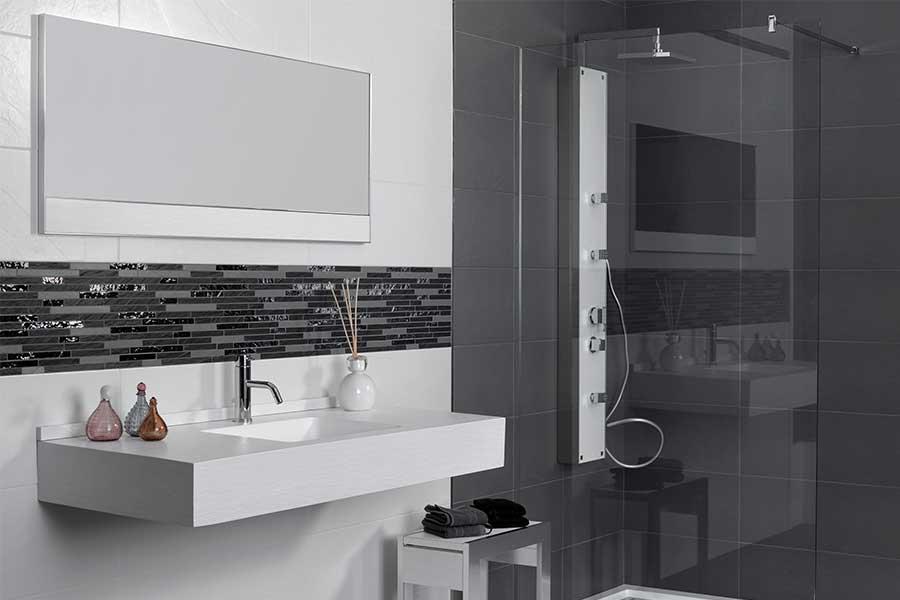 Badezimmer Mosaik Bordre  Badezimmer Blog