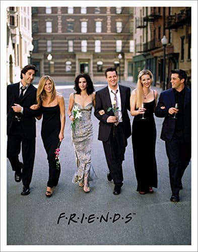 friends series review movie