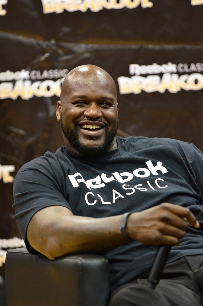 Shaquille O'neal Funny : shaquille, o'neal, funny, Funniest, Things, Shaquille, O'Neal, Obsev