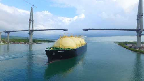 small resolution of the future of the panama canal what s next for lng lpg and oil tankers freightwaves