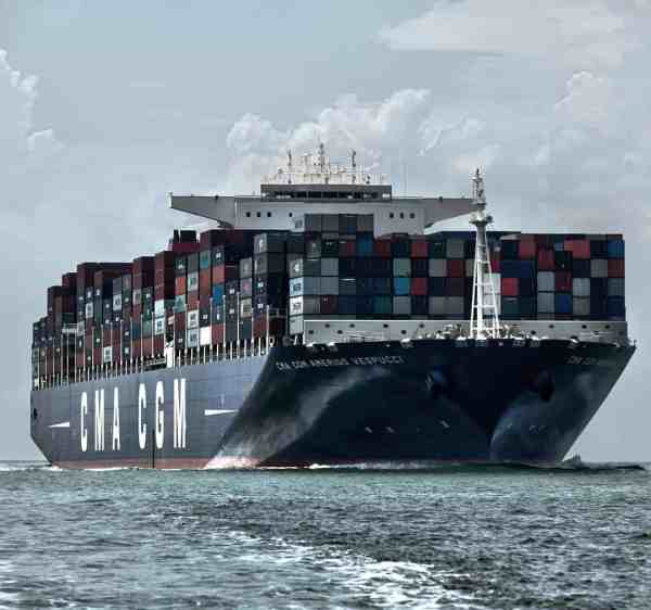 Cma Cgm Freight Shipping Companies Brands - Year of Clean Water