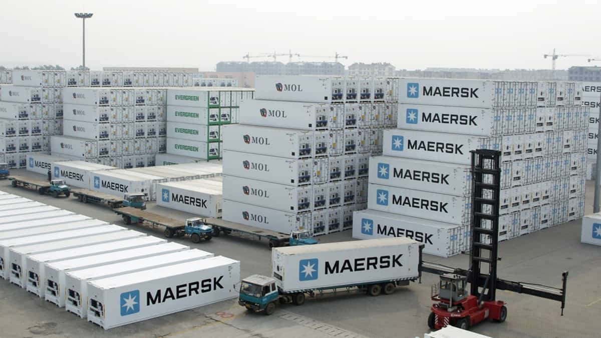 maersk is the newest