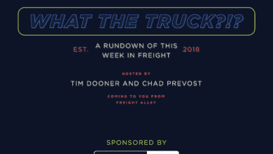 what the truck trump