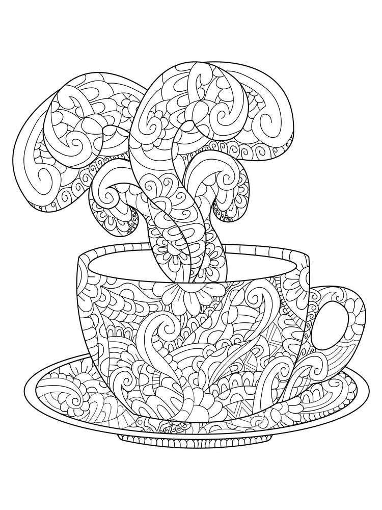 12 Coloring Pages To Destress On Election Night