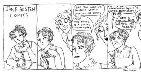 5 Excellent Jane Austen Comic Book Adaptations